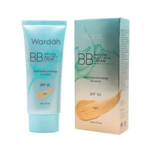 Wardah BB Cream Every Day