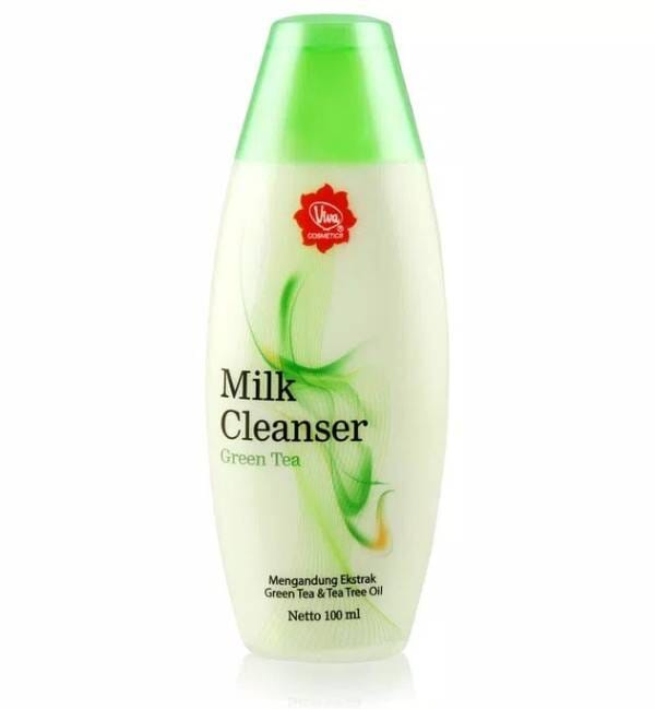 Milk Cleanser Green Tea