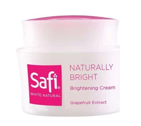 Safi White Natural Brightening Cream Grapefruit Extract