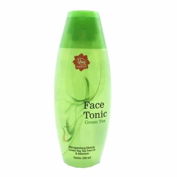 Viva Face Tonic Greentea