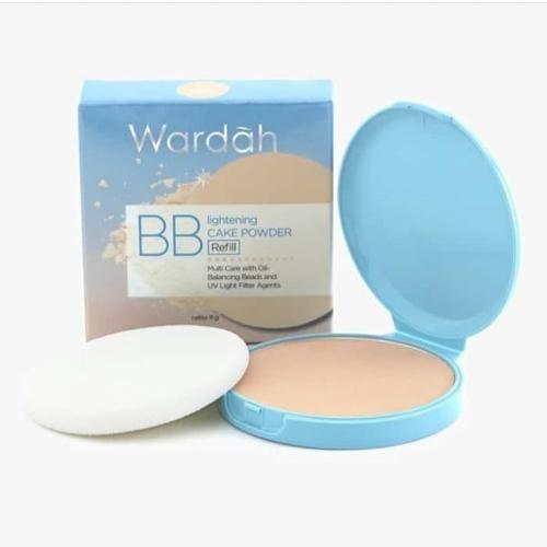 Wardah Lightening BB Cake Powder