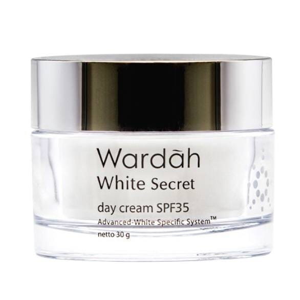 Cream Wardah White Secret Series